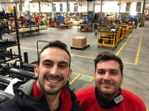 Tommaso Zoffoli e Gianmarco Gobbi